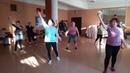 Восточный танец. Бодрое утро со Светланой Тихоновой