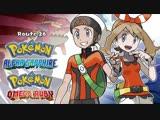 Официальный трейлер игра《Pokémon Omega Ruby and Alpha Sapphire》(2014)