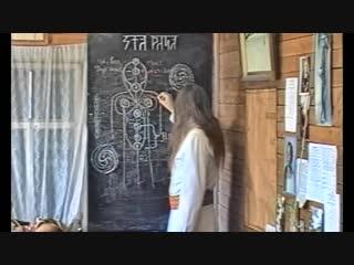 Асгардское Духовное Училище-Курс 1.110-Юджизм – Мировосприятие (урок 12 – Чакровая Система).