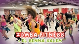 Zumba Fitness Professional Instructors and El Benna Salem Todo el Mundo by Dj Ricky Luna
