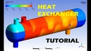 ANSYS CFX - Heat Exchanger Tutorial