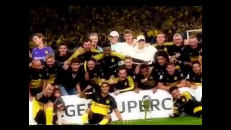 Borussia dortmund vine