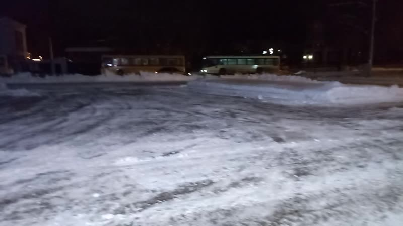 Вальс на снегу