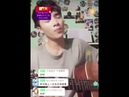 SR18B's Xiaojun singing Justin Bieber's One Time (NCT)