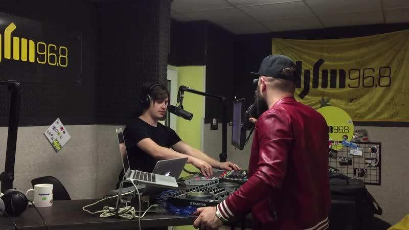 Shnaps @ HSTR Podcast 017 DJFM Ukraine