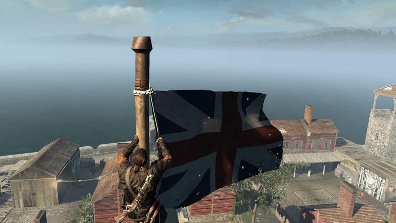 Assassins Creed Rogue глава 6 пройдена ограбление норм тут