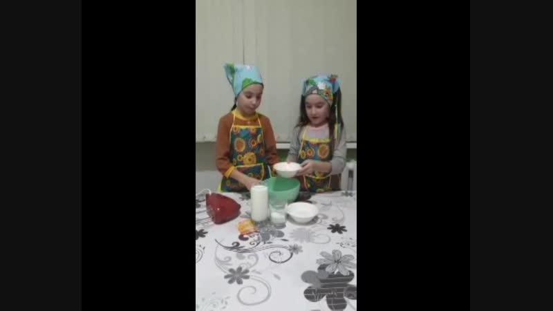 Номинация «Кулинарные блогеры» - семья Садриевых