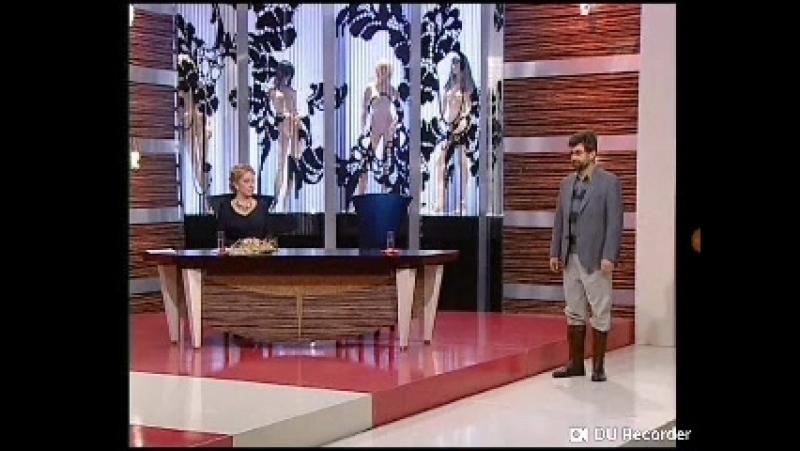 Модный приговор (18.01.2008) Дело о скупом рыцаре: жена против мужа; светский лоск против деревенского шика