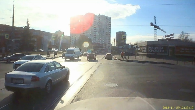 Харьковский трамвай Адреналина не желаете