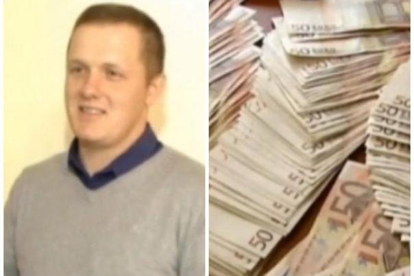 Мужчина купил в интернете шкаф и нашёл в нём 95 тысяч евро. Деньги он вернул не задумываясь.