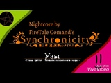 Vocaloid RUS cover Synchronicity 3-3 ~Meguru Sekai no Requiem~ Nightcore by FireTale Comand's