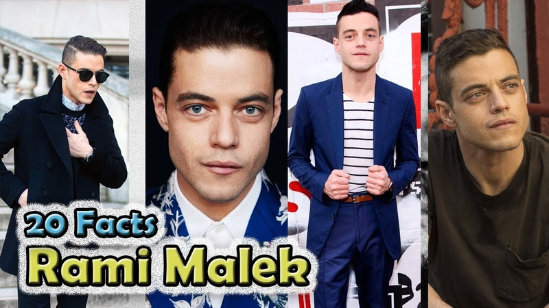 20 Amazing Facts About Rami Malek Networth, Movies, Wife, Twin