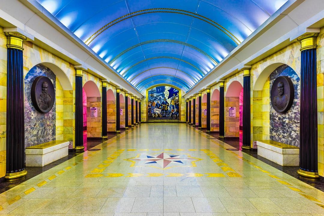 Интересные рассказы о метро и вокзалах Петербурга