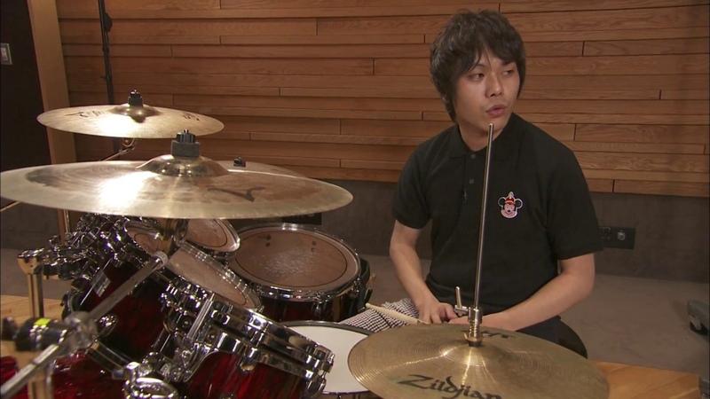 ピエール中野 『Chaotic Vibes Drumming [入門編]』 - <第3章 リズム・パターンを叩く もっと良くする方法>