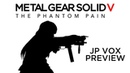 MGS V JP DD Soldier (Female) VOX Preview