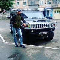 Анкета Павел Серов