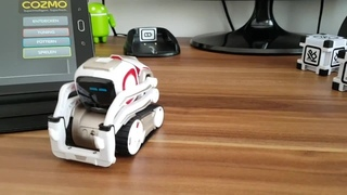ANKI COZMO & Fingerfangen / COZMO ловит палец >>> More in Playlist: https://www.youtube.com/watch?v=uP06uaI8dTI