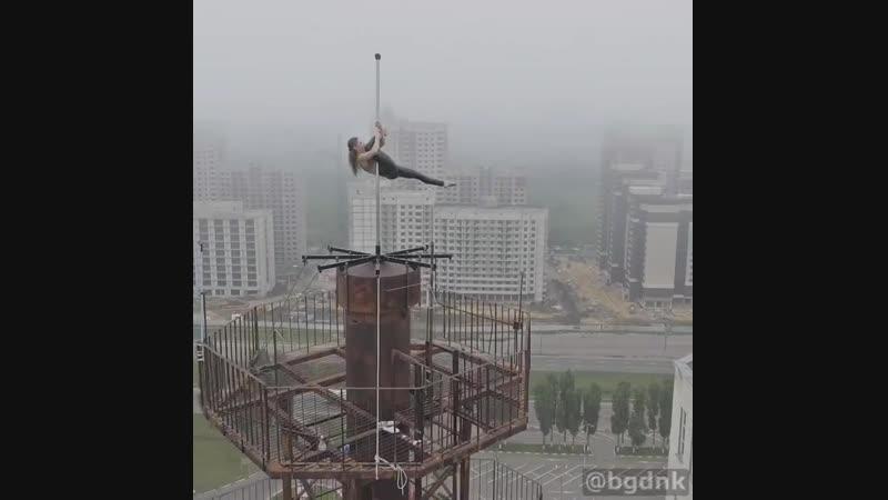 Марина Корженевская pole stage