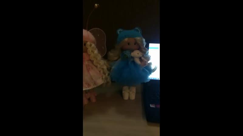 Катины Интерьерные кукл Live