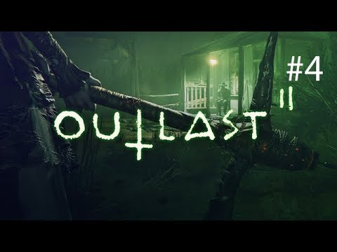 It's Getting Hot In Here... || Outlast 2 with Facecam 4