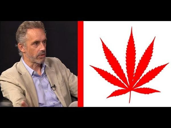 Jordan Peterson on the legalization of marijuana in Canada
