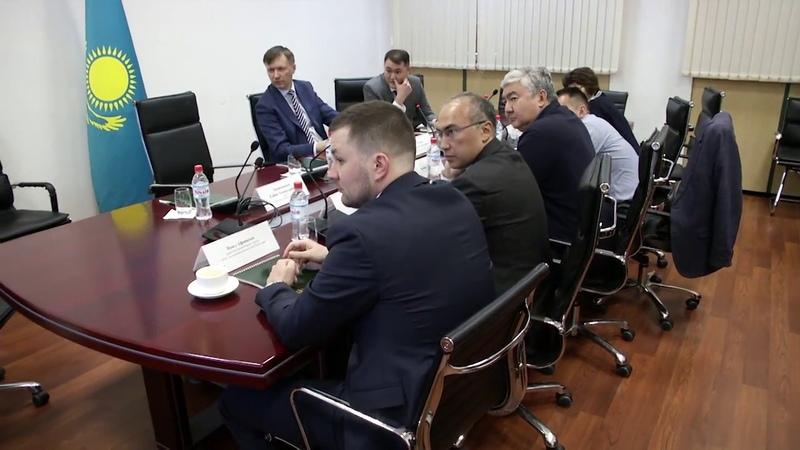 Встреча представителей Национального Банка Казахстана с экспертами финансового рынка