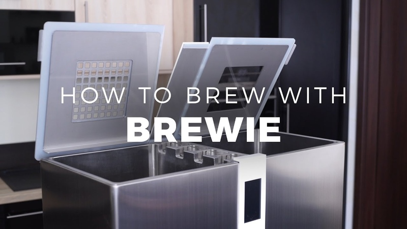 How to Brew with Brewie