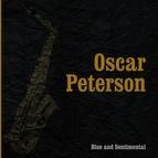 Oscar Peterson альбом Blue and Sentimental