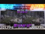 Core i7 8700K vs Ryzen 7 1700X STOCK