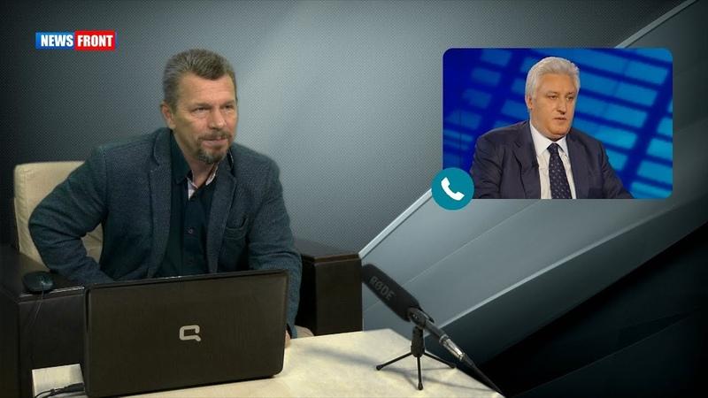 Если Порошенко рискнет на новую военную авантюру, то граница Украины пройдет по Днепру - Коротченко