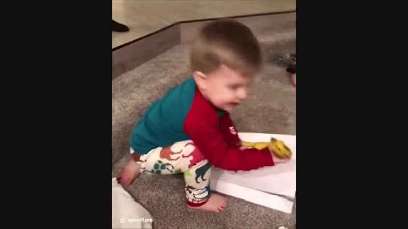 Единственный неразбалованный ребенок