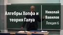 Лекция 6   Алгебры Хопфа и теория Галуа   Николай Вавилов   Лекториум