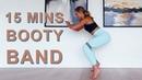 Lilly Sabri Booty Lift with Resistance Band Тренировка для ног и ягодиц с фитнес резинкой