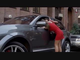 Porsche Cayenne от прыщей ))