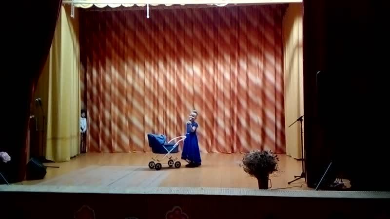 Калыханка концерт в Туричино 14.12.2018