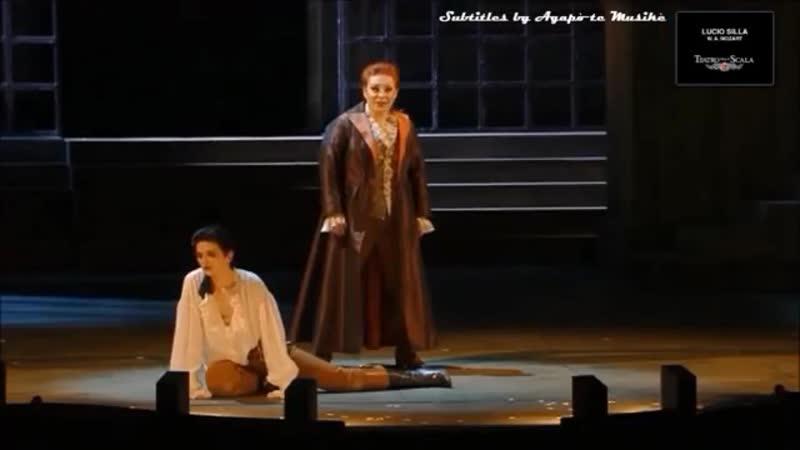 Lucio Silla Wolfgang Amadeus Mozart La Scala Milano