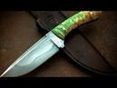 Охотничий нож ручной работы. Как сделать хороший нож своими руками