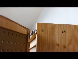 Навесной шкафчик для инструмента