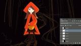 Little Red Riding Hood speedpaint