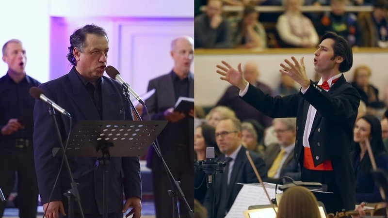 Вячеслав Шатров «Приидите, поклонимся» Крещенские вечера 2018