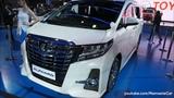Toyota Alphard V6 AH30 2018  Real-life review