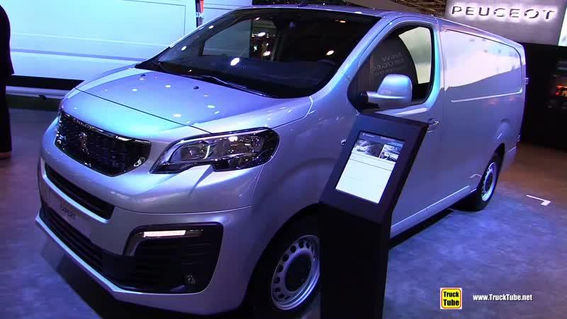 2019 Peugeot Expert Bott Equipped Van Exterior and Interior Walkaround 2018 IAA Hannover