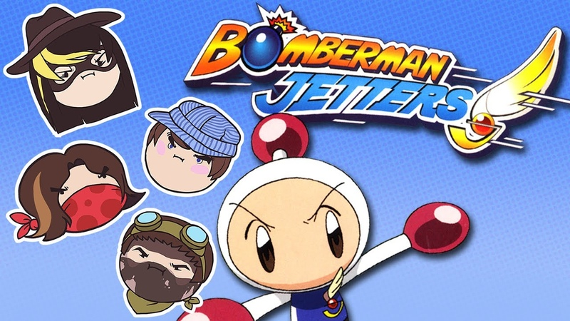 Bomberman Jetters - Steam Rolled