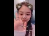 Jennie IG story - 04/10/18