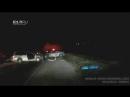 Появилось видео момента жуткой аварии на Реактивной