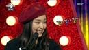 RADIO STAR 라디오스타 - Lee Hani played Gayageum carol 20151223