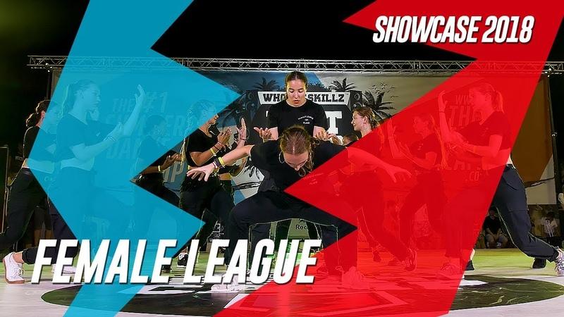 THE BEAT CAMP 2018 :: SHOWCASE :: Female League | Danceproject.info