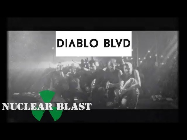 DIABLO BLVD - The Song Is Over (OFFICIAL VIDEO)