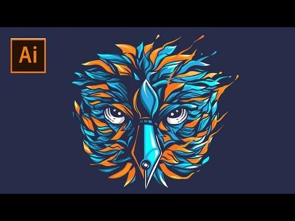 How to Make Illustration In Adobe Illustrator