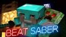 Beat Saber - Revenge - A Minecraft Parody of Usher's DJ Got Us Fallin' In Love